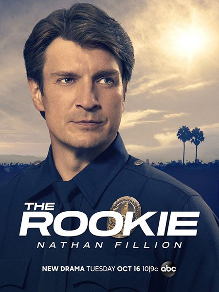Новобранец (1 сезон) / The Rookie (2018) WEB-DLRip